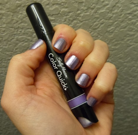 Sally Hansen - Purple Chrome
