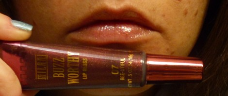 Milani BeeUtiful lip gloss