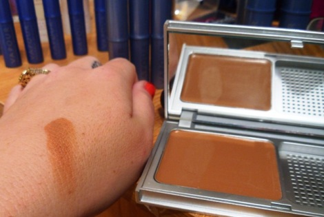 Gel Bronzer swatch