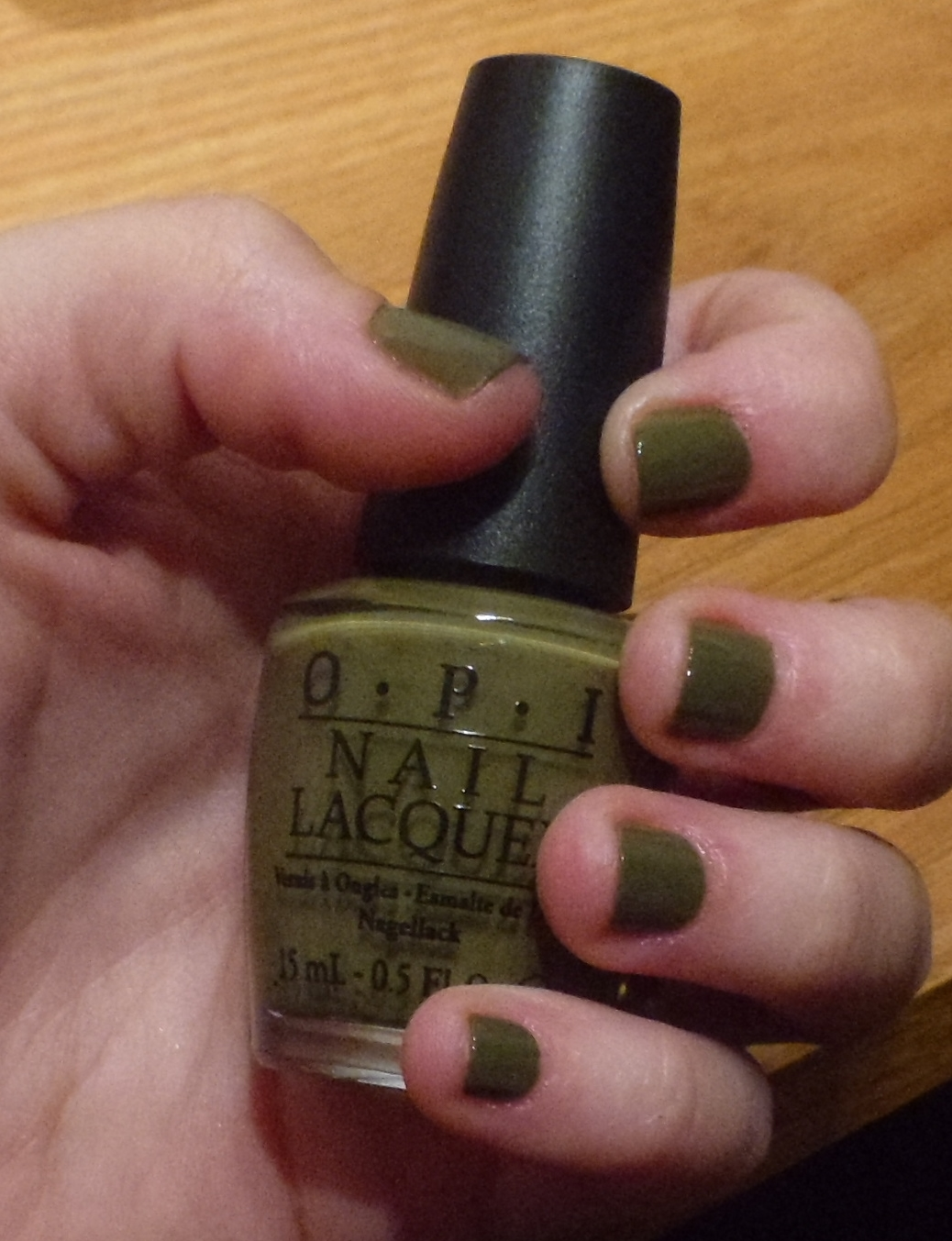 OPI Uh-Oh… – You can have it all.