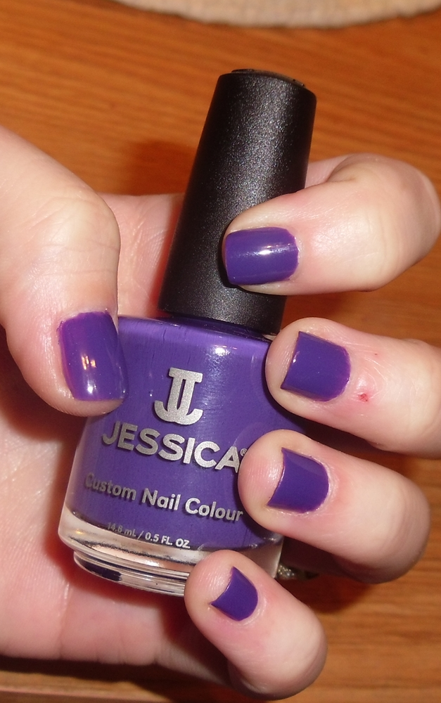 JESSICA nail polish: Pretty in Purple – You can have it all.