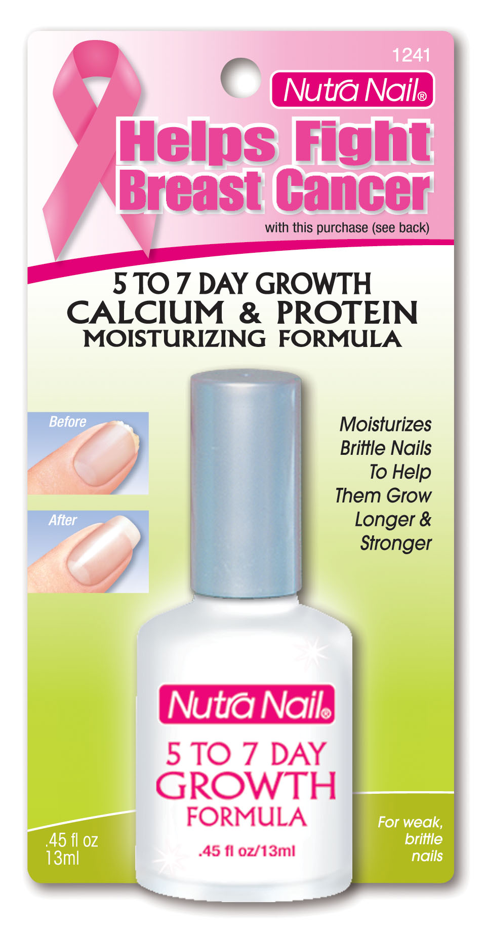 Nutra Nail – You can have it all.