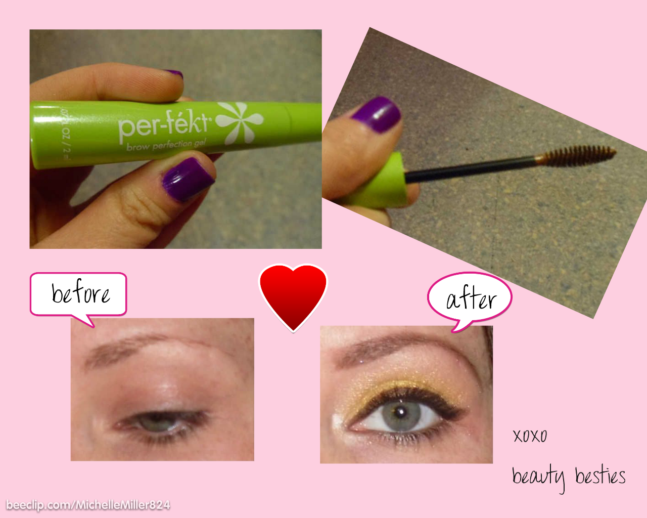 Per Fekt Brow Perfection Gel Photos Review You Can Have It All