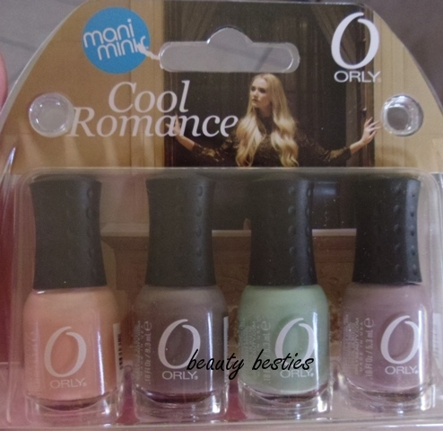 Orly Cool Romance swatches and DIY heart nail art how-to ...