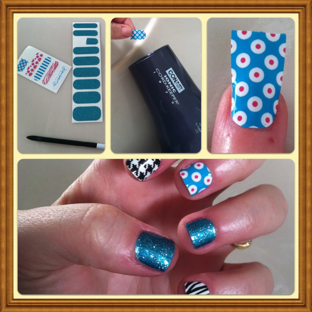 Jamberry nail wraps photos and review – You can have it all.