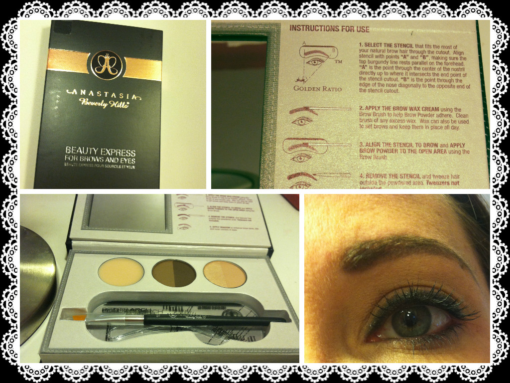 Anastasia Beverly Hills Beauty Express For Brows And Eyes In