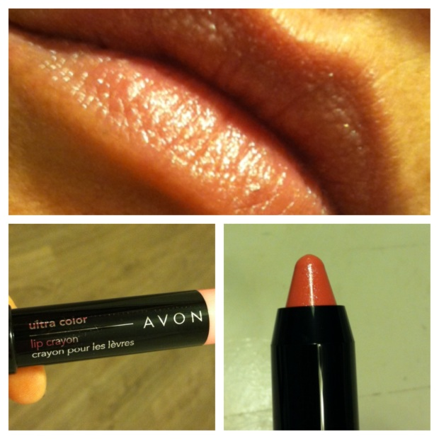 avon lip crayon