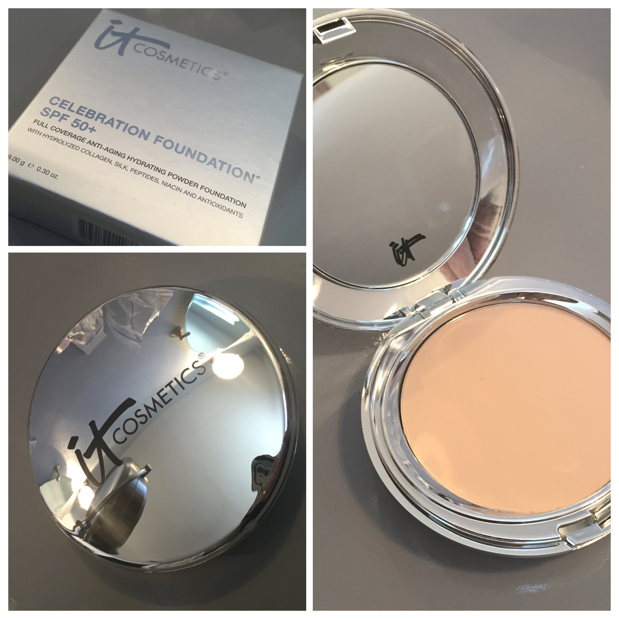 Itcosmetics Celebration Foundation Photos And Review Bbloggers You Can Have It All
