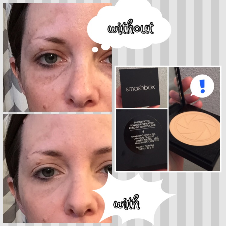 Smashbox Photo Filter Powder Foundation Review You Can Have It All