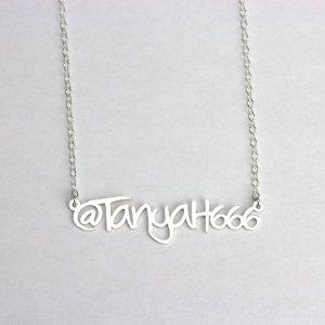 Custom necklace Etsy 35