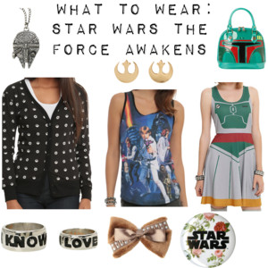 what to wear star wars