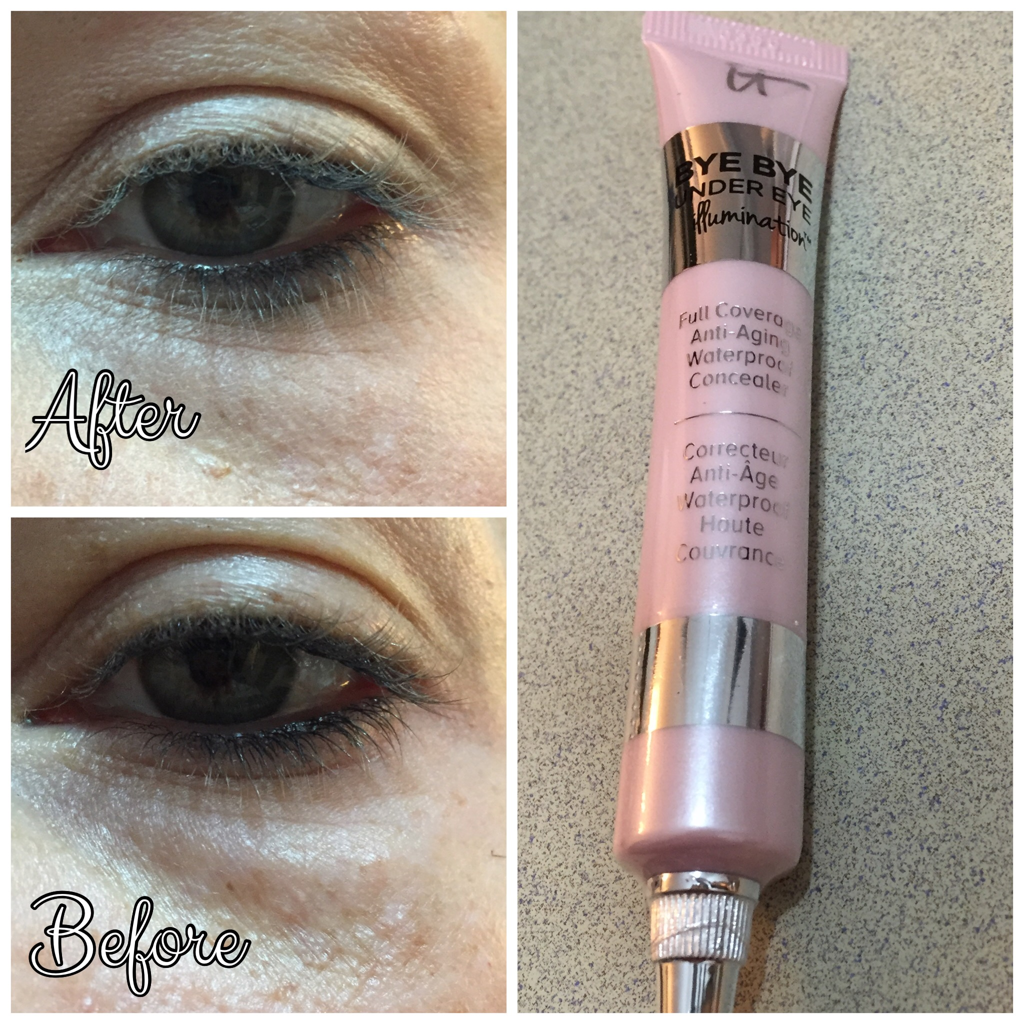 IT Cosmetics Bye Bye Under Eye Illuminator photos and review ...