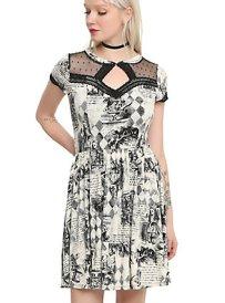 Storybook dress